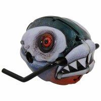 Blechspielzeug - Piranha aus Blech - Blechfisch