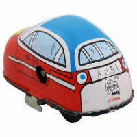 Tin toy - collectable toys - Car Highway - red