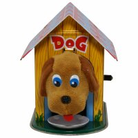 Tin toy - collectable toys - Dog House