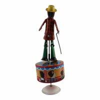 Blechspielzeug - Stepptänzer aus Blech - Tap Dancer 1 - Stepptanz