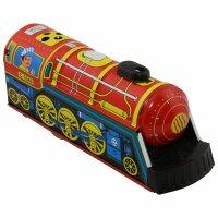 Blechspielzeug - Eisenbahn - Overland Express aus Blech -...