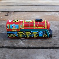 Tin toy - collectable toys - Train Overland Express