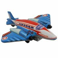 Blechspielzeug - Flugzeug - Stratoliner aus Blech -...