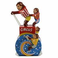 Tin toy - collectable toys - Monkey Circus