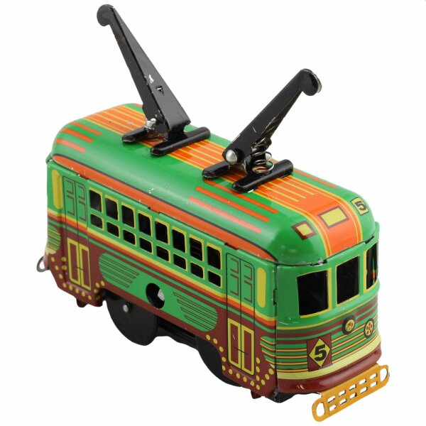 Tin toy - collectable toys - Tramway