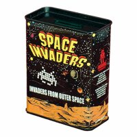 Blechspardose - Space Invaders - Invaders from outer...